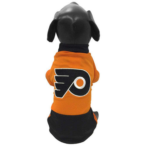 Philadelphia Flyers Official NHL Dog Mesh Jersey