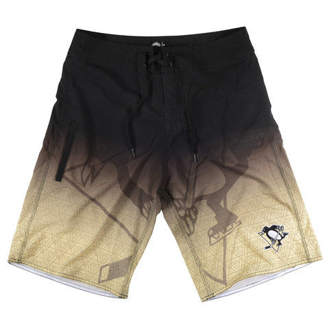 Pittsburgh Penguins Official NHL Board Shorts