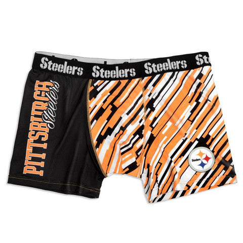 Pittsburgh Steelers Official NFL Compression Underwear