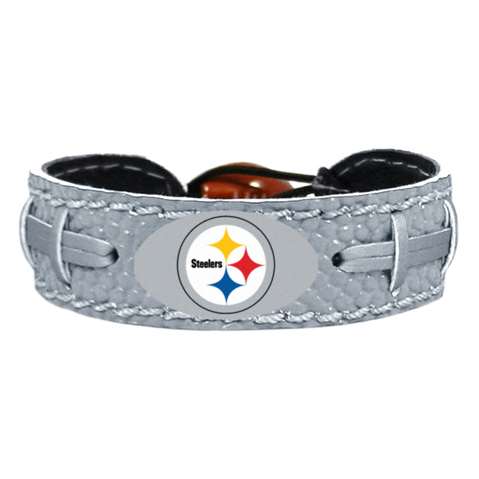 Pittsburgh Steelers Reflective NFL Football Bracelet