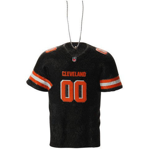 Cleveland Browns Official NFL Resin Jersey Ornament