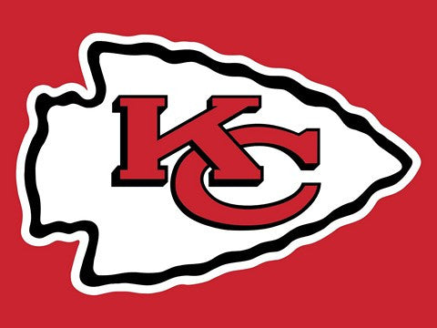 Kansas City Chiefs Official NFL Resin Logo Ornament