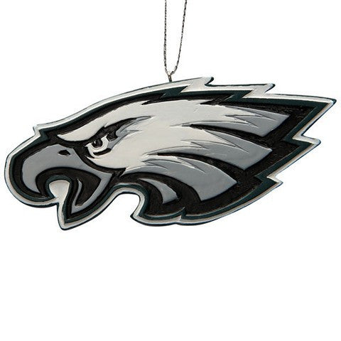 Philadelphia Eagles Official NFL Resin Logo Ornament