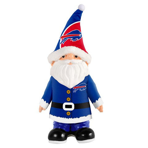 Buffalo Bills Santa Gnome