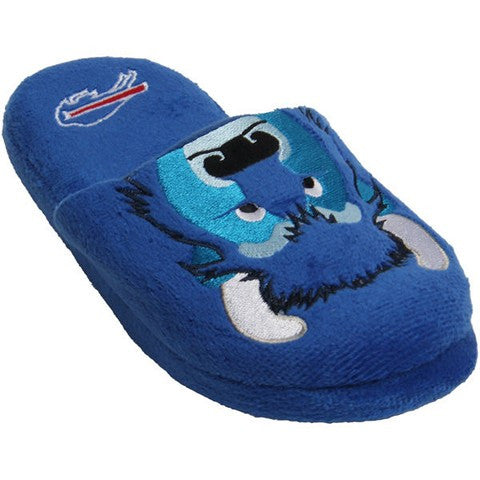 Buffalo Bills Official NFL Youth 8-16 Mascot Slide Slippers