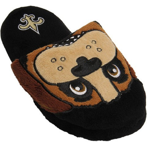 New Orleans Saints Official NFL Youth 8-16 Mascot Slide Slippers