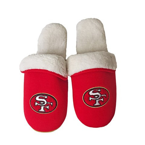 San Francisco 49Ers Official NFL 2015 Retro Slide Slipper