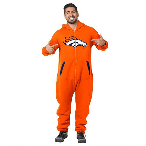 Denver Broncos Team Official NFL Sweatsuit