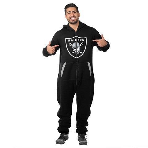 Oakland Raiders Team Official NFL Sweatsuit