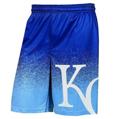 Kansas City Royals Official MLB Shorts