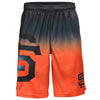 San Francisco Giants Official MLB Gradient Big Logo Training Short - Mens (PRE-ORDER:  ARRIVES MID TO LATE APRIL:    )