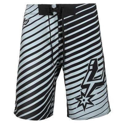 San Antonio Spurs  Official NBA Stripes Boardshorts