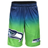 Seattle Seahawks Official NFL Gradient Big Logo Training Short - Mens (PRE-ORDER:  ARRIVES MID TO LATE APRIL:    )