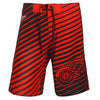 Detroit Red Wings Official NHL Stripes Boardshorts