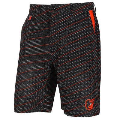 Baltimore Orioles Official MLB Dots Walking Shorts