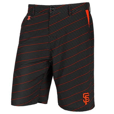 San Francisco Giants Official MLB Dots Walking Shorts