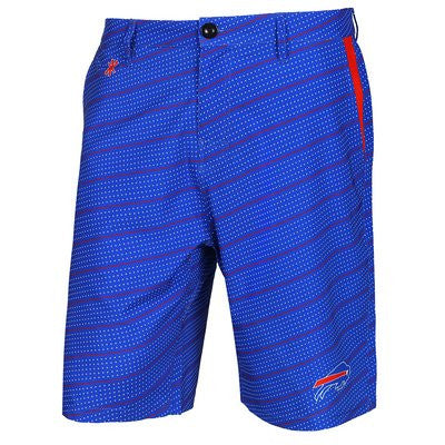 Buffalo Bills Official NFL Dots Walking Shorts