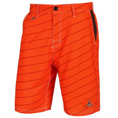 Cleveland Browns Official NFL Dots Walking Shorts