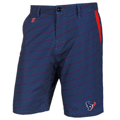 Houston Texans Official NFL Dots Walking Shorts