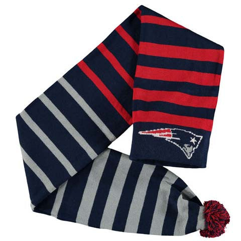 New England Patriots Wrap Scarf