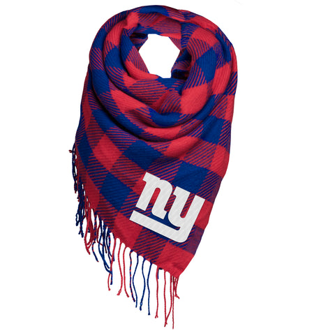New York Giants Official NFL Oversized Scarf