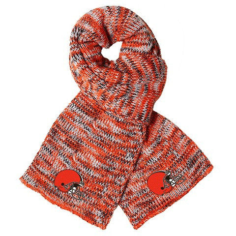 Cleveland Browns Official NFL Peak Scarf