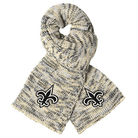 New Orleans Saints Official NFL Peak Scarf