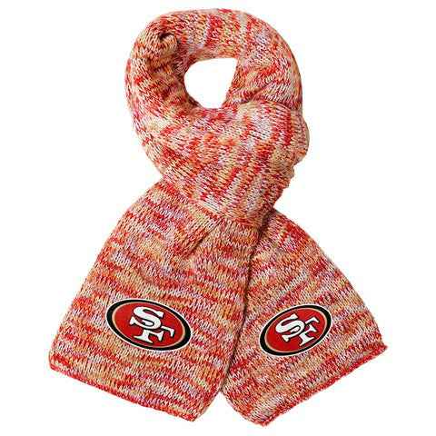 San Francisco 49Ers Official NFL Peak Scarf