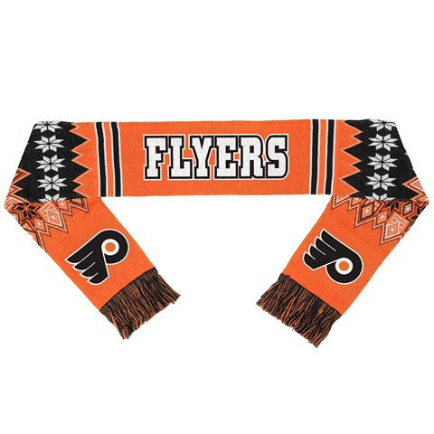 Philadelphia Flyers Official NHL Lodge Scarf