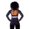 "San Diego Chargers Women's Official NFL ""Wildkat"" Top"