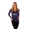 "Seattle Seahawks Women's Official NFL ""Wildkat"" Top"
