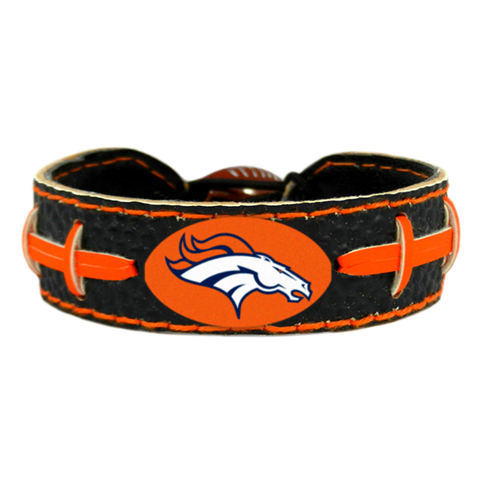 Denver Broncos Official NFL Team Color  Bracelet