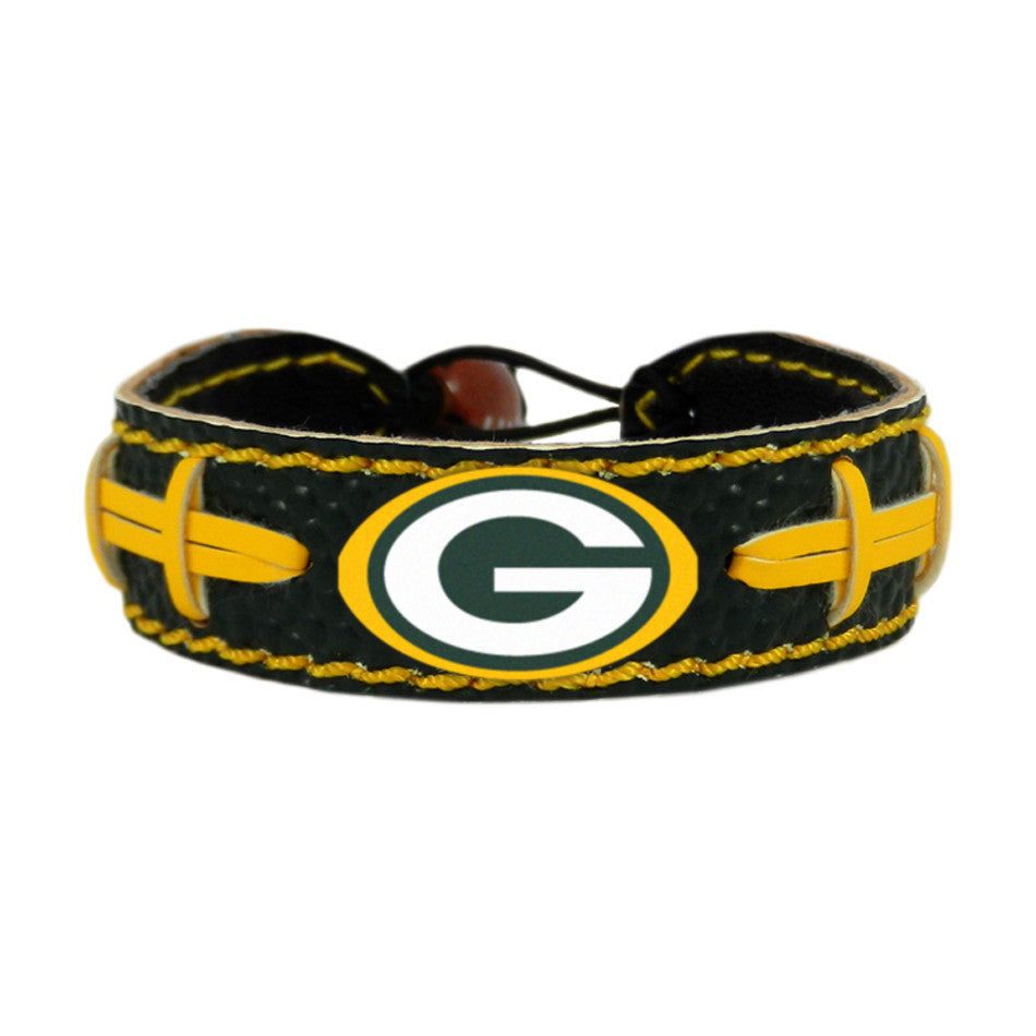 Green Bay Packers Official NFL Team Color  Bracelet