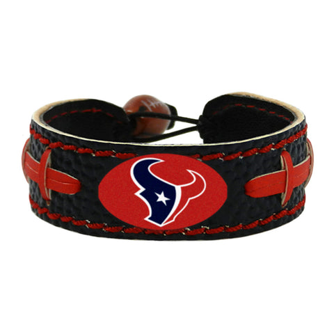 Houston Texans Official NFL Team Color  Bracelet