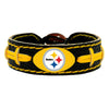 Pittsburgh Steelers Official NFL Team Color  Bracelet