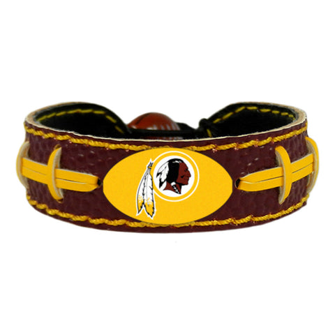Washington Redskins Official NFL Team Color  Bracelet
