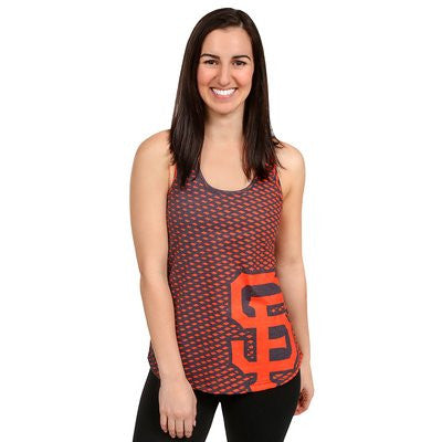 San Francisco Giants Official MLB Womens Racerback Tank