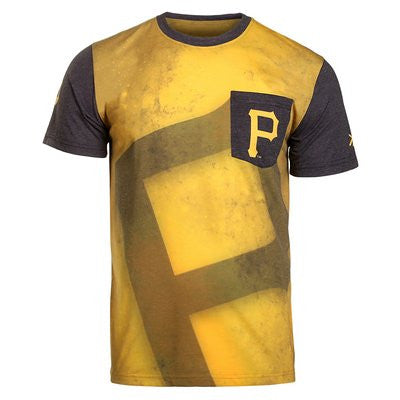 Pittsburgh Pirates Official MLB Pocket Logo Tee