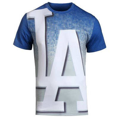 Los Angeles Dodgers Official MLB Big Logo Tee
