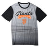 San Francisco Giants Official MLB Outfield Photo Tee - Mens