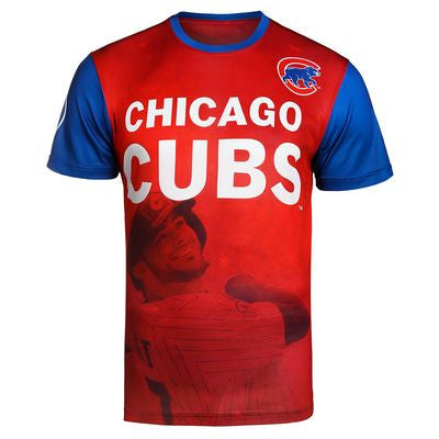 Chicago Cubs Bryant K. #17 Official MLB Player T-Shirt