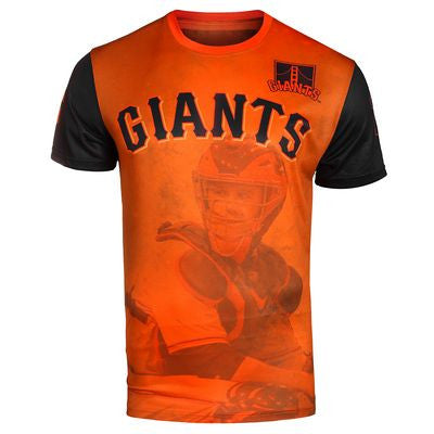 San Francisco Giants Posey B. #28 Official MLB Player T-Shirt