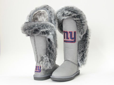 "New York Giants Women's Cuce Official NFL ""Winner"" Boots"