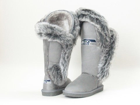 "Seattle Seahawks Women's Cuce Official NFL ""Winner"" Boots"