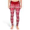 Alabama Crimson Tide Women's Aztec Print Leggings
