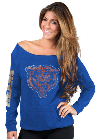 Chicago Bears Women's Official NFL Team Fleece