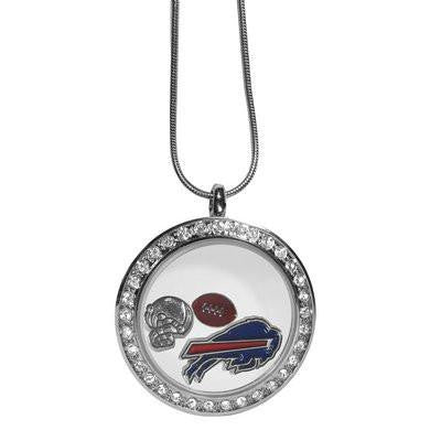 Buffalo Bills Official NFL Necklaces - Choose Your Style
