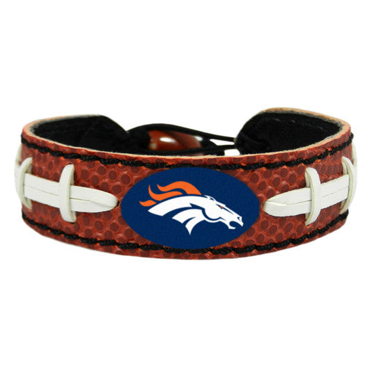 Denver Broncos Official NFL Bracelets - Choose Your Style
