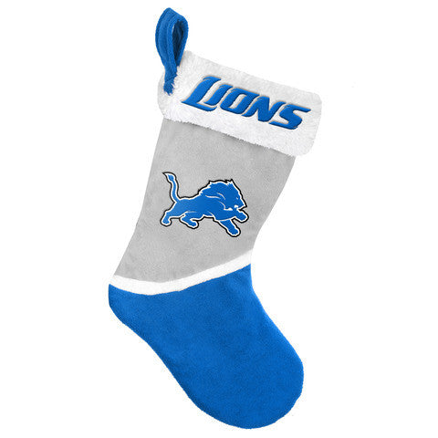 Detroit Lions NFL Official Holiday Stocking