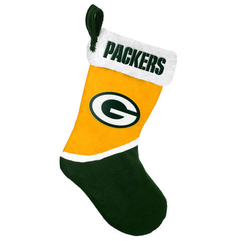 Green Bay Packers NFL Official 2015 Holiday Stocking